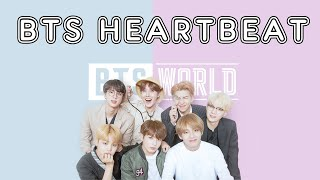 Учим песню BTS - 'Heartbeat' (BTS WORLD OST)   Кириллизация