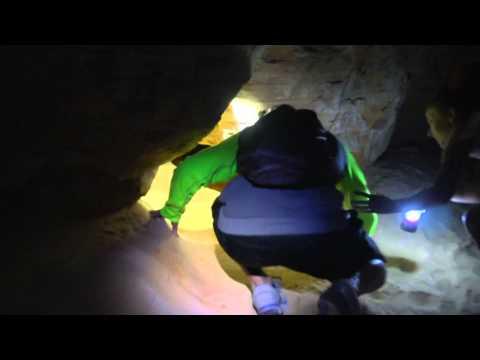 Montezuma's Cave video tour | Kanab Utah