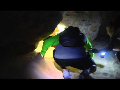 Montezuma's Cave video tour | Kanab Utah by dmgfilmsusa