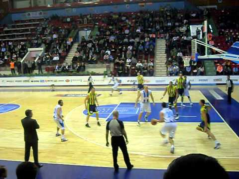 TÜRK TELEKOM - Fenerbahçe Ülker (Ceyhun ALTAY)