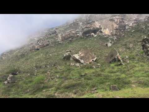 Traveling Salalah to Yemen Border -yoonus Indianoor