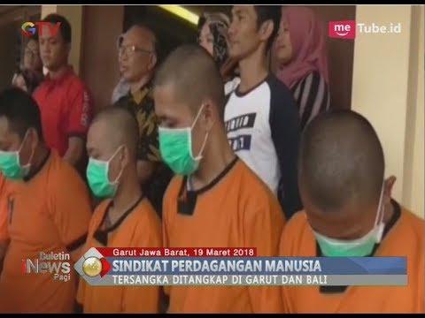 Janjikan Kerja di Cafe, 8 Pelaku Perdagangan Manusia Ditangkap Bareskrim Polri - BIP 20/03