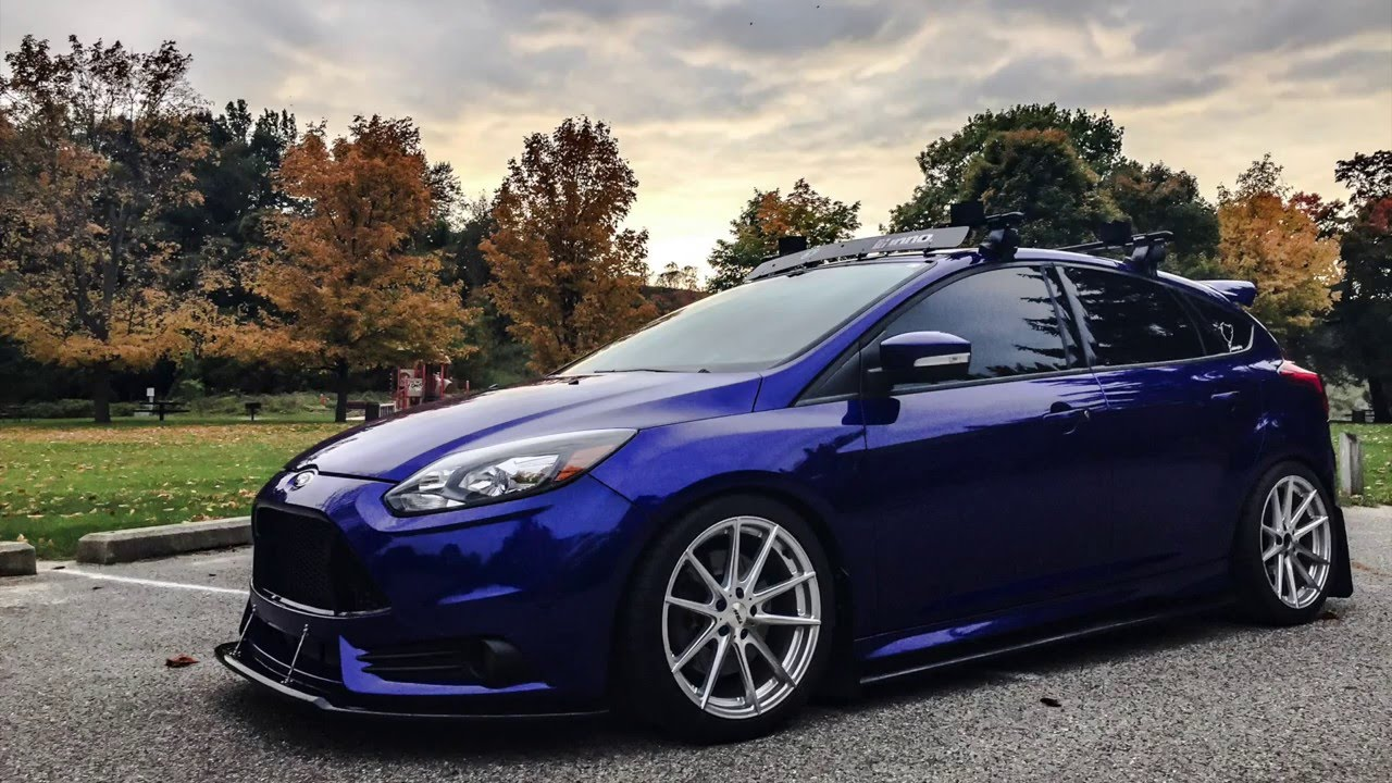 Tsw Bathurst Focus St >> 2013 Ford Focus ST Depo Racing 100 Cell Catted Downpipe and MBRP T304 Cat-back - YouTube