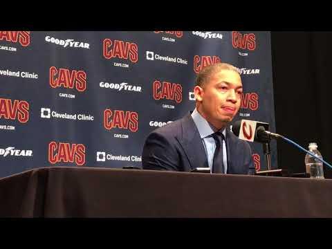 Coach Tyronn Lue on Cavs' lack of fight vs Rockets
