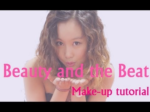 Make-up Tutorial - Pink Beauty And The Beat