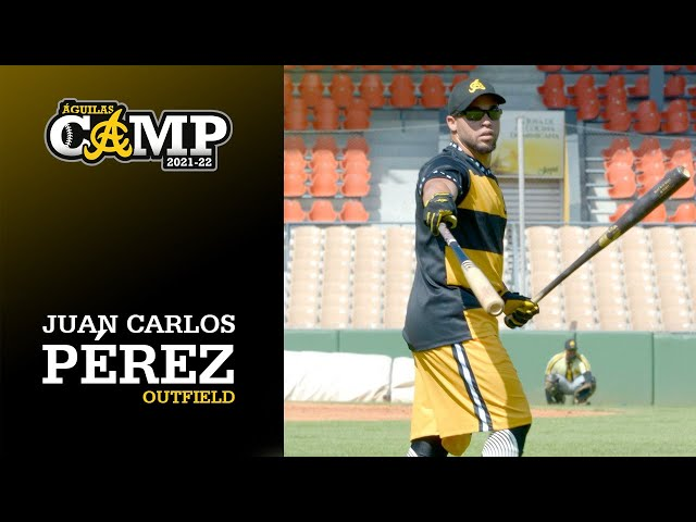 Águilas Camp 2021: Encuentro virtual con el capitán Juan Carlos Pérez