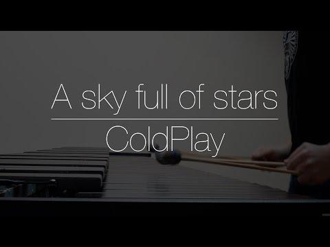A Sky full of stars - Mallet & Drum cover