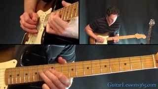 The Beatles - Helter Skelter Guitar Lesson