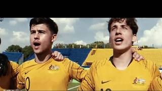 Kai Trewin Football highlights 2019 Young Socceroos U18 AFF Championships VIETNAM