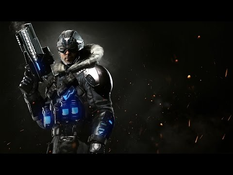 Injustice 2 - Introducing Captain Cold!
