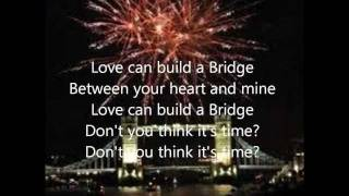Love Can Build a Bridge - WESTLIFE