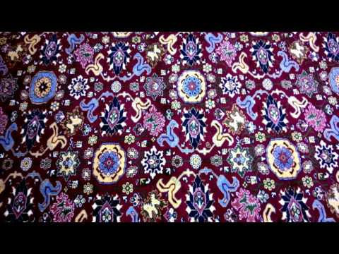 Handwoven Turkish Kula Carpet Rug 7.92 x 10.06 ft.