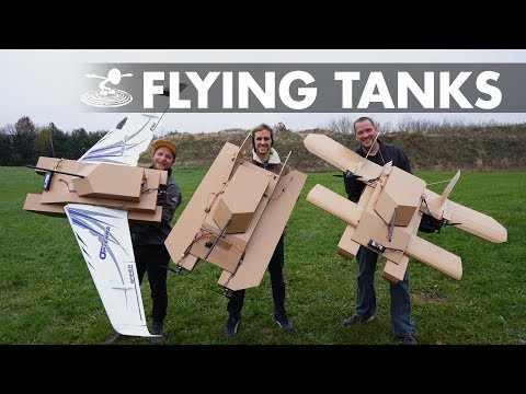Making a Tank Fly // Part 1