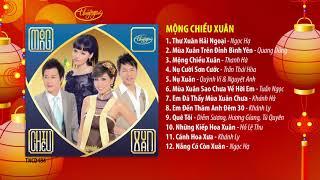 Nhạc Xuân Thúy Nga | CD Mộng Chiều Xuân