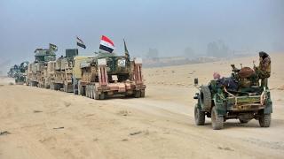 أخبار عربية - الجيش العراقي يحرر المدخل الغربي لمدينة #الموصل ويحاصر داعش