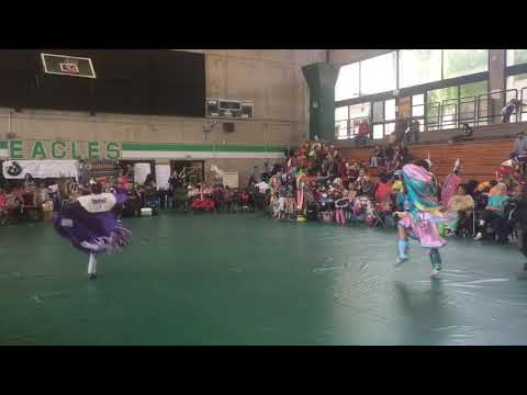 Laney College Pow Wow Junior Girls 2017