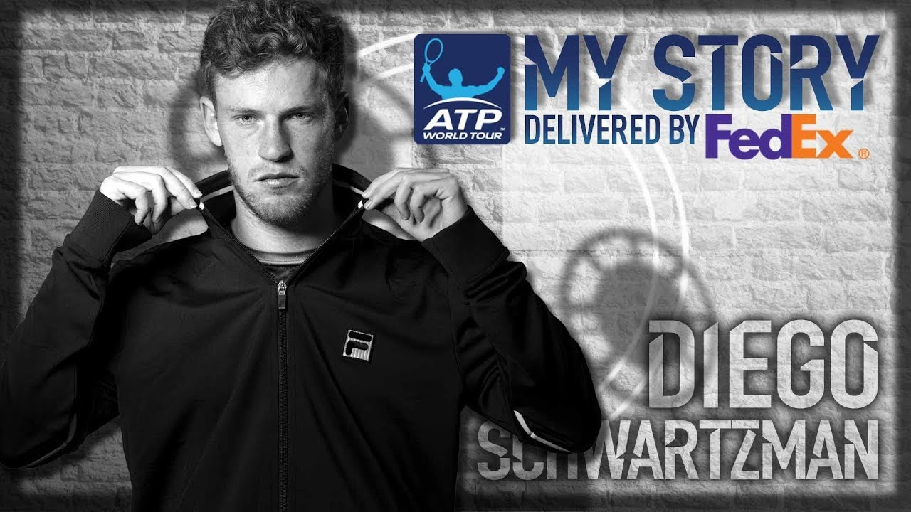 My Story Diego Schwartzman Youtube