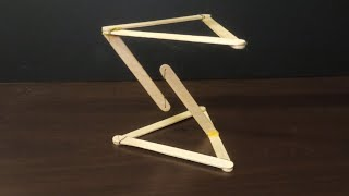 How to make an Anti gravity suspension structure? - is Tensegrity structure.
