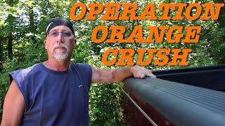 OPERATION ORANGE CRUSH!