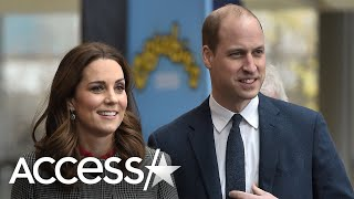 Kate Middleton And Prince William Taking Break From Royal Schedule For The Cutest Reason