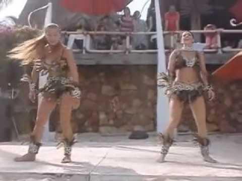 Tribal Dance -Foreigner Artists (Thailand)