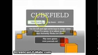 Cubefield : Mindjolt.com : 506,770 points (HD)