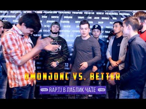 Видео Battle Omonjonc vs. BetteR (RAP.TJ)