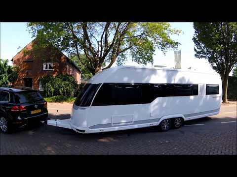 Hobby Premium Caravan Wohnwagen RV Trailer Weekend Nederland The Netherlands