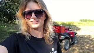 Wyprawa quadem na jeżyny, A quad trip - Iwona Blecharczyk 2019/64