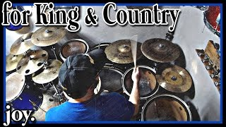 for King and Country - Joy - Drum Cover