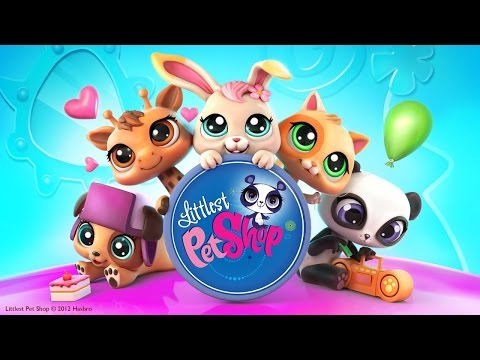 Littlest Pet Shop Cat Dog Hotel / Littlest Pet Shop Your World / Games for Children /Android HD