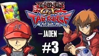 Yu-Gi-Oh! GX TAG Force Evolution #3 - Novo Deck / O Desafio / Gostoso VS Jaden!! [PS2]
