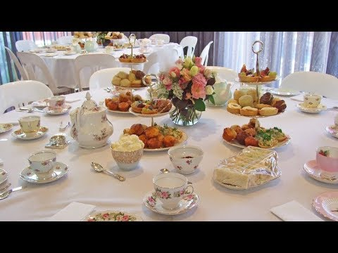High Tea, High Tea Party with High Tea Music: Best 3 hours of High Tea Music