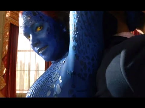 X-Men: Days of Future Past Official Movie Clip - Mystique Attack (2014) Jennifer Lawrence HD
