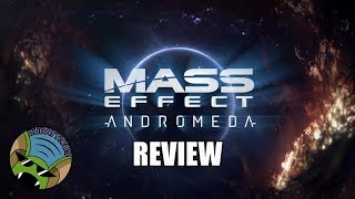 Mass Effect: Andromeda Review - Light-Years From Good