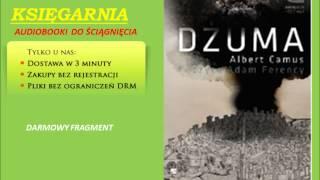 DŻUMA - Albert Camus (AudioBook, MP3, LEKTURY SZKOLNE)