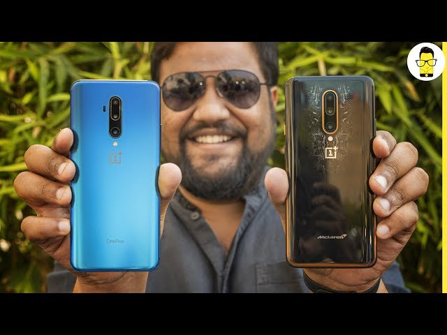 OnePlus 7T Pro + 7T Pro McLaren  review: buy the 7T instead