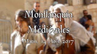 Monflanquin Médiévals 2017  - 01
