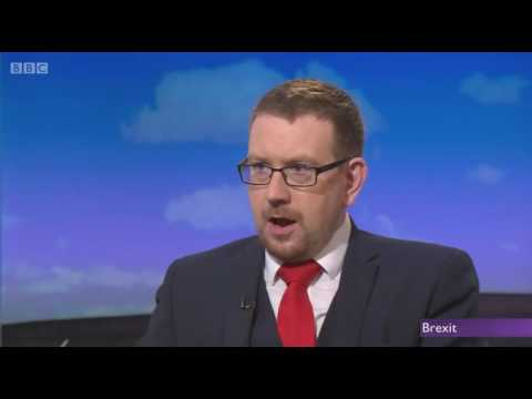 Labour frontbencher Andrew Gwynne admits there is no Shadow Immigration Minister
