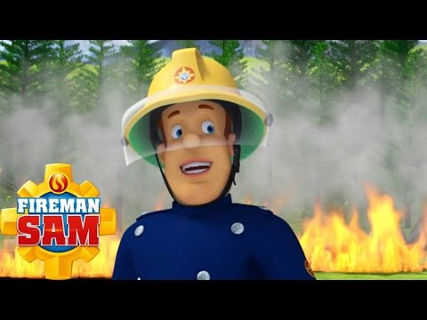 Fireman Sam BEST Episodes - Fireman Sams Best Rescues!  🚒 🔥