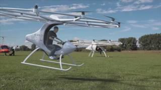 Alex Zosel: Volocopter