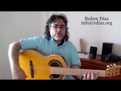 Two chords which define flamenco music (bVI & V7b9) Lesson based on de Lucia´s  Zyryab arpeggio/ Em