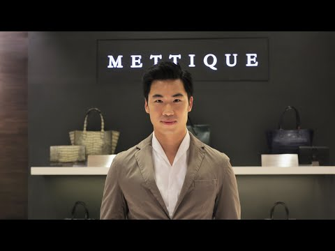 คุุณเมธ เฮ้งตระกูล Managing Director Mettique - วันที่ 30 Sep 2019