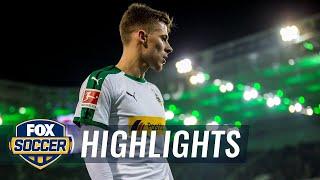 Monchengladbach Vs. Sc Freiburg   2019 Bundesliga Highlights