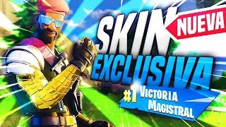 'NOUVEAU' EXCLUSIVE SKIN ET CHANGES TO B.R.U.T.O.S!! | FORTNITE (FORTNITE)