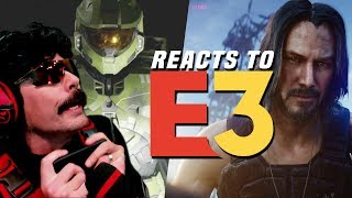 DrDisrespect Reacts to E3 2019
