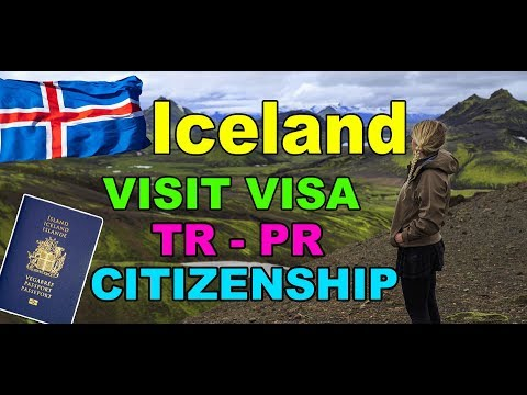 How To Apply Iceland Visit Visa [Business Visa][Citizenship]Urdu/Hindi 2018 Premier Visa Consultancy