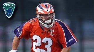 Brett Queener 2013 MLL Highlights