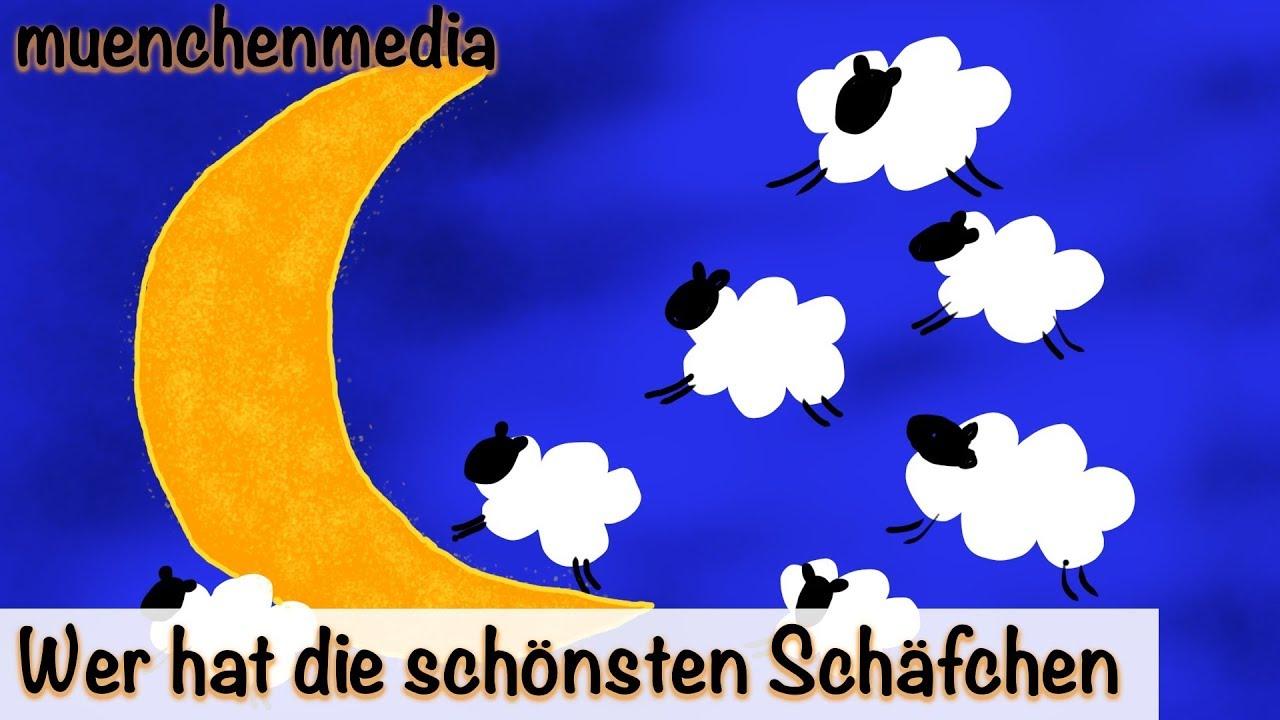🌛 Wer hat die schönsten Schäfchen | Kinderlieder deutsch
