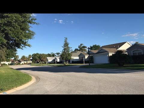 Golf cart adventures in The Villages FL